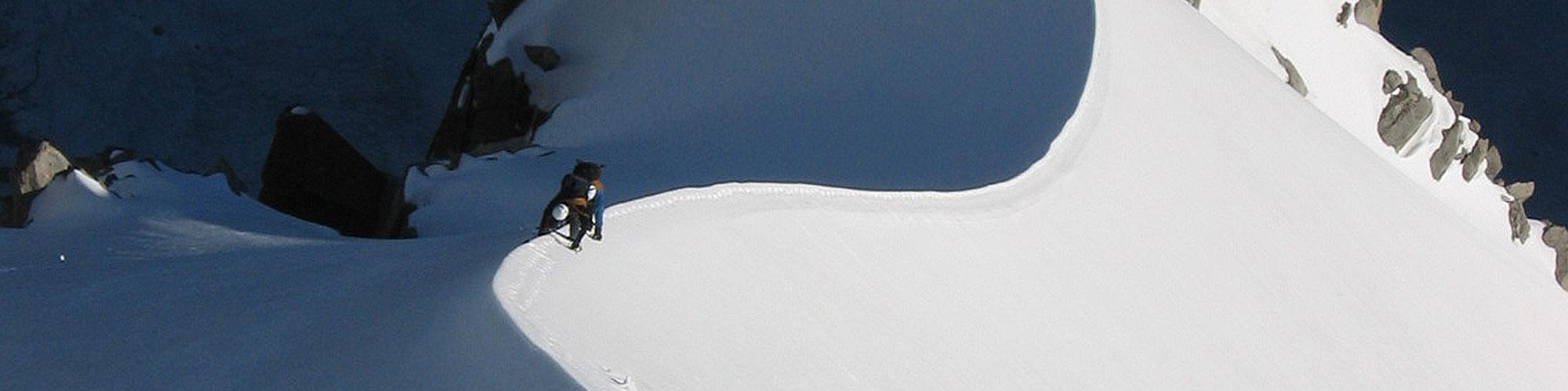 Grandes courses en alpinisme